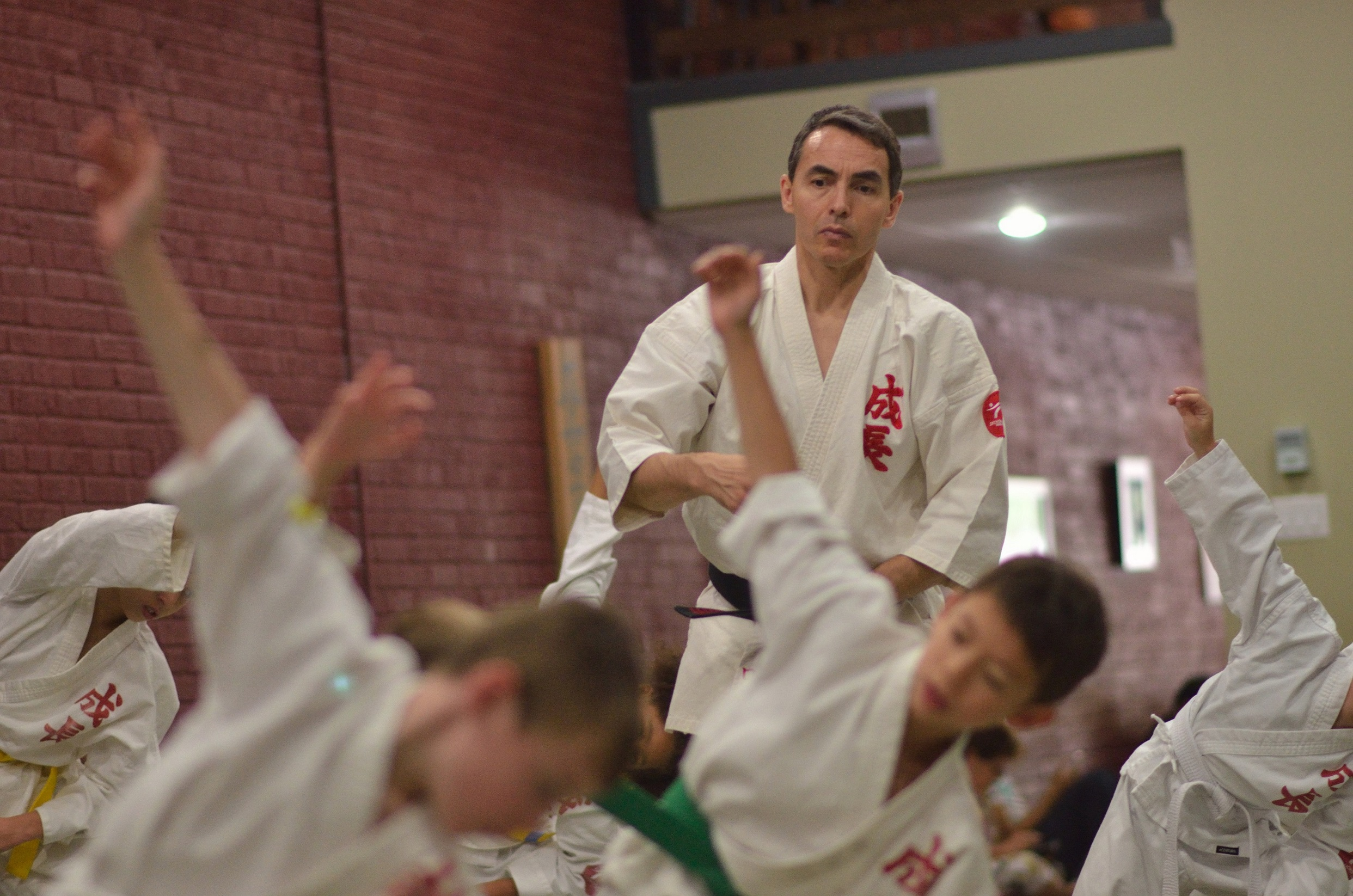 Seichou Karate, Master Romero