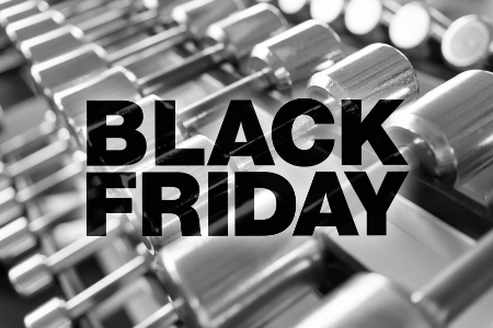 Black Friday Dumbbells