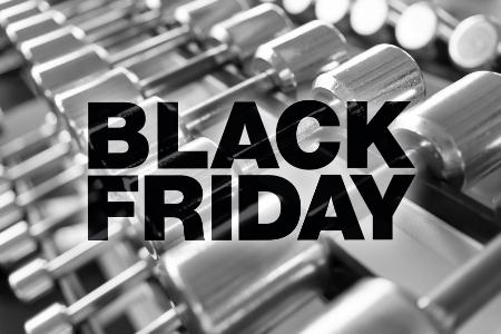 Black Friday Dumbbells