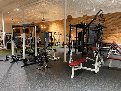 Aurora Fitness 1