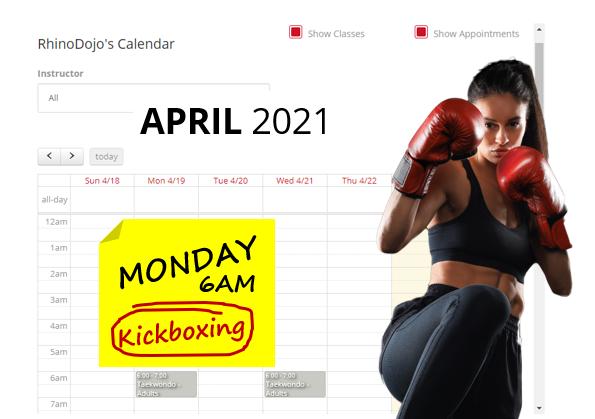 Gym Scheduling Software